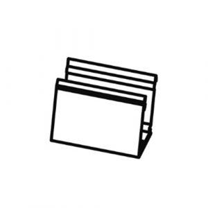 Кліпса кріплення для монтажу неонової стрічки FLEXY 48