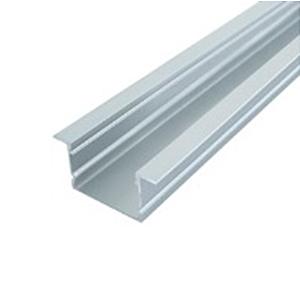 Профіль алюмінієвий LED LPV 20 20х30 мм анодований