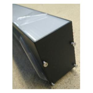 Профіль алюмінієвий LED LSB-50 анодований