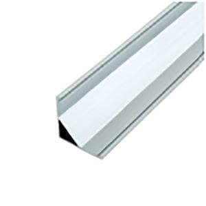 Профіль алюмінієвий LED PU16A 16х16 мм анодований