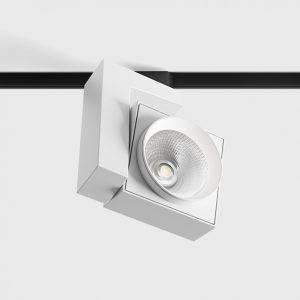 Світильник прожекторного типу на шину PRO 3F 90° білий