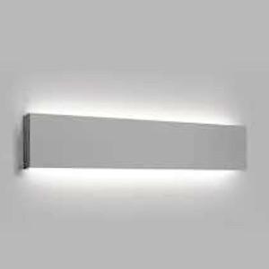 Світильник настінний накладний STRAIGHT 18W білий