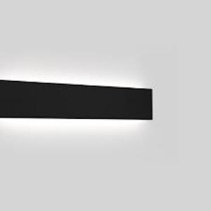 Світильник настінний накладний STRAIGHT 36W чорний